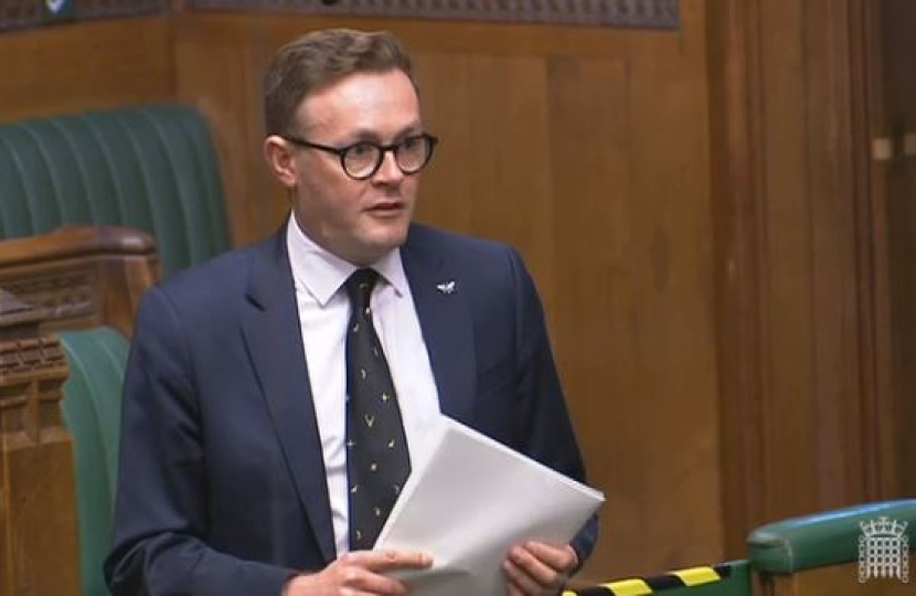 Chris Clarkson MP for Heywood and Middleton